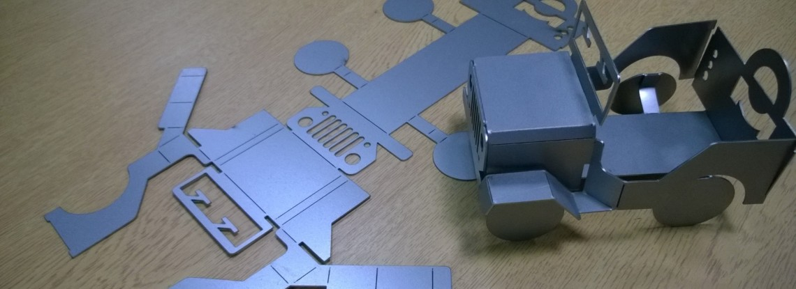 Unfolding Sheet Metal With Ptc Creo High Peak Systems
