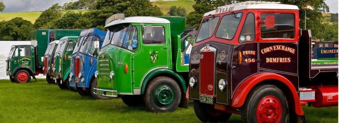Vintage Leyland
