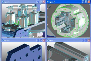 Creo Elements Direct 2D and 3D access CAD Viewers