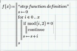 Calculations and Analysis