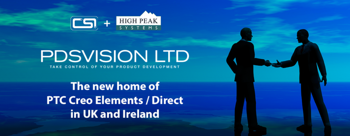 PDSVision: the new home of Creo Elements Direct in the UK